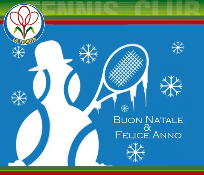 Auguri Di Natale Tennis.Auguri 2013 La Fiorita Tennis Club