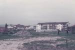 Il terreno dove sorge il circolo prima della costruzione