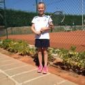 Beatrice vincitrice del tc signe under 12.
