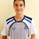 Tommaso vincitore Kinder U16 al T.C. Lagomare.