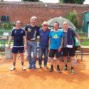 Agonistica OVER 45, Semifinale Regionale