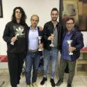 Migliorini & Oriani Campioni Doppio Sociale 2018,