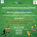Festa dello Sport Scandicci 2021